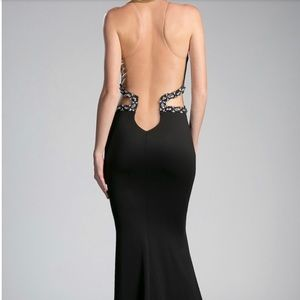 andrealeocouture gown style 13162 prom gala dress